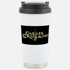 Cute Castles crusades Travel Mug