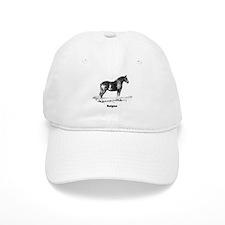 Belgian Draft Horse Baseball Cap