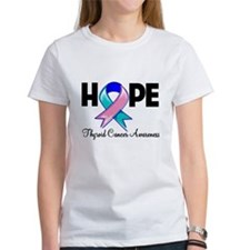Hope Thyroid Cancer Tee