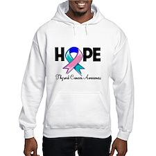 Hope Thyroid Cancer Hoodie