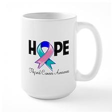 Hope Thyroid Cancer Mug