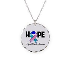 Hope Thyroid Cancer Necklace
