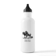 Belgian Horse Water Bottle