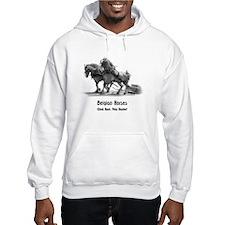 Belgian Horse Hoodie