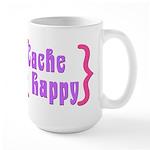 Cache Happy Large Mug