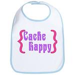Cache Happy Bib