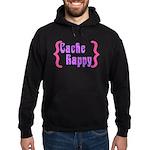 Cache Happy Hoodie (dark)