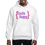 Cache Happy Hooded Sweatshirt