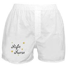 Night Nurse Boxer Shorts