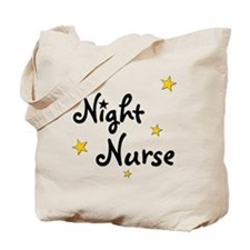 Night Nurse Tote Bag