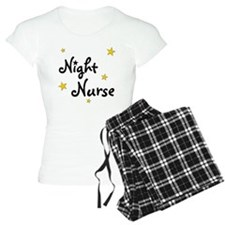 Night Nurse pajamas