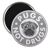 Drug free Magnets