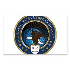 United States Cyber Command Decal