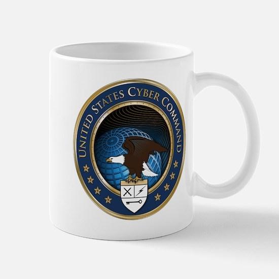 United States Cyber Command Mug