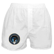 United States Cyber Command Boxer Shorts
