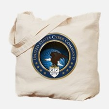 United States Cyber Command Tote Bag