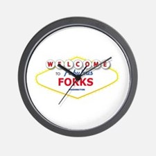 Welcome to Forks Wall Clock