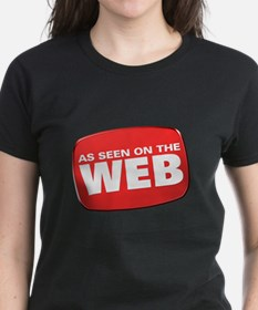 As Seen on the Web Tee