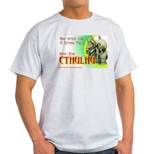 Vote for Cthulhu T-Shirt