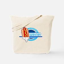 Weiner Underwear - Tighty Whiteys Tote Bag