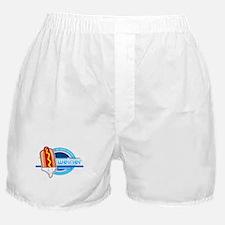 Weiner Underwear - Tighty Whiteys Boxer Shorts