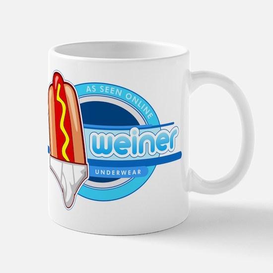 Weiner Underwear - Tighty Whiteys Mug