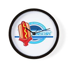 Weiner Underwear - Red Briefs Wall Clock