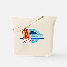 Weiner Underwear - Heart Boxers Tote Bag