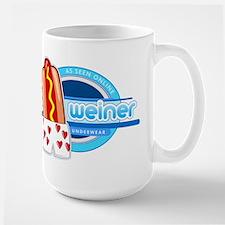 Weiner Underwear - Heart Boxers Mug