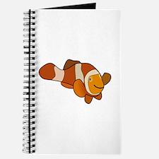 Clownfish Symbol Journal