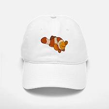 Clownfish Symbol Baseball Baseball Cap