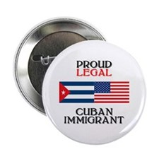 """Cuban Immigrant 2.25"""" Button (10 pack)"""