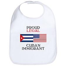 Cuban Immigrant Bib