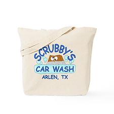 Scrubbys Car Wash Tote Bag