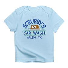 Scrubbys Car Wash Infant T-Shirt