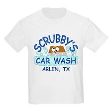 Scrubbys Car Wash T-Shirt