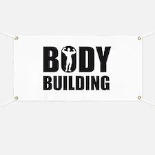 Cute Bodybuilding Banner
