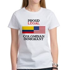 Colombian Immigrant Tee