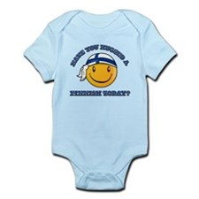 Have you hugged a Finnish today? Infant Bodysuit