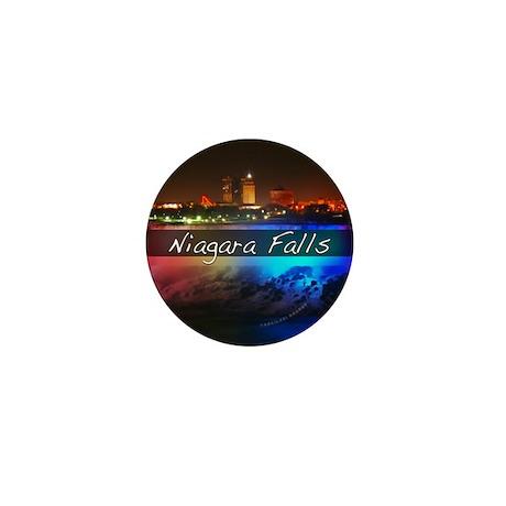 Niagara Falls Mini Button (10 pack)
