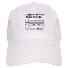 If Lost and / or Drunk Baseball Cap