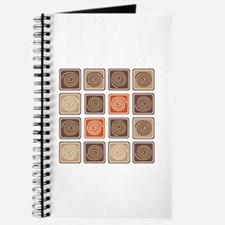 Trendy Abstract Journal