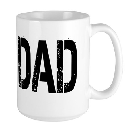 Rad Dad Large Mug