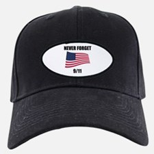 Never Forget 9/11 Baseball Hat