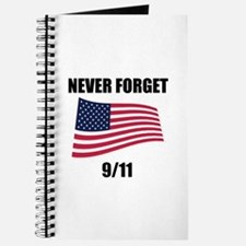 Never Forget 9/11 Journal