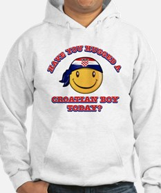 Have you hugged a Croatian today? Hoodie