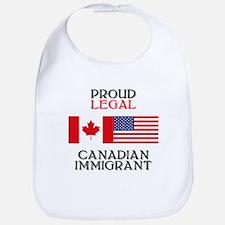 Canadian Immigrant Bib