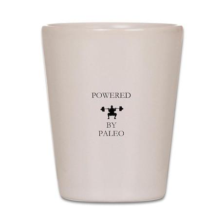 Powered by Paleo Shot Glass