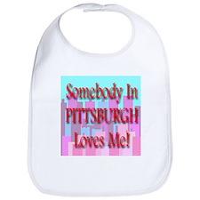 Somebody In Pittsburgh Loves Bib