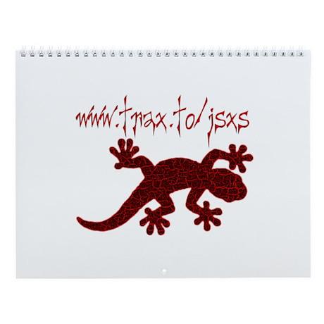 Gecko Wall Calendar